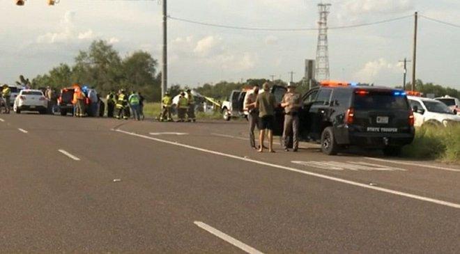 Van-crashes